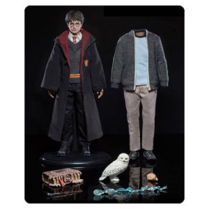 Harry Potter and the Prisoner of Azkaban Teenage Harry Potter 1/6th Scale Action Figure