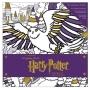 Harry Potter Winter at Hogwarts A Magical Coloring Set Book.