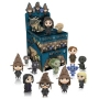 Harry Potter Mystery Minis Series 2 Master Carton. Master Carton includes 6 display cases. Each Display case holds 12 figures. A total of 72 individually packaged mini-figures. Each stylized mini-figure measures approximately 2.5 inches tall.