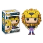 Harry Potter Luna Lovegood Lion Head Pop! Vinyl Figure #47.