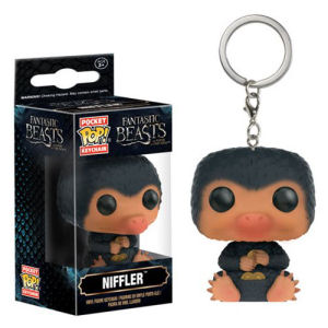 Fantastic Beasts and Where to Find Them Niffler Pocket Pop! Key Chain