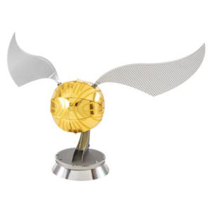 Harry Potter Golden Snitch Metal Earth Model Kit