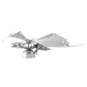 Harry Potter Gringotts Dragon Metal Earth Model Kit