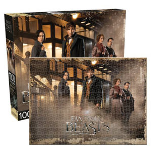 Fantastic Beasts and Where to Find Them 1000 Piece Puzzle