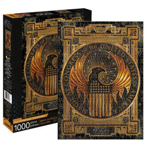 Fantastic Beasts and Where to Find Them MACUSA 1000 Piece Puzzle