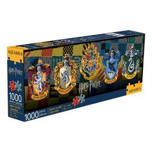 Harry Potter House Crests 1000 Piece Slim Puzzle