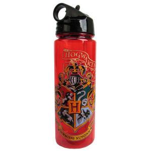Harry Potter Hogwarts Crest 20 Ounce Water Bottle