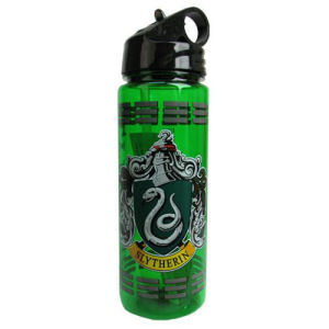 Harry Potter Slytherin House Crest 20 Ounce Water Bottle