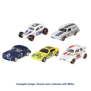 Hot Wheels Car Culture 1/64th Vehicles 2017 Mix 4 Case