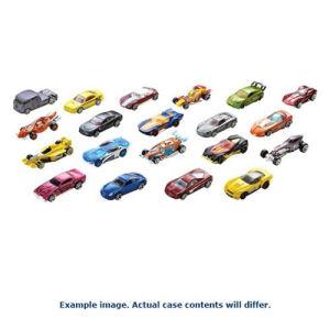 Hot Wheels Pop Culture 2016 Mix 3 Vehicle Case