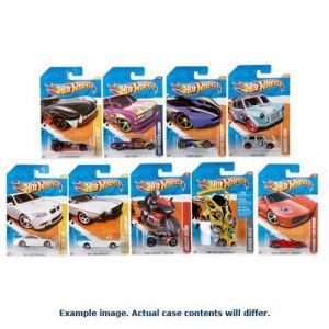 Hot Wheels Basic Car 2017 Wave 9 Case