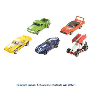 Hot Wheels Basic Car 2017 Wave 7 Case