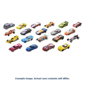 Hot Wheels Basic Car 2016 Wave 4 Case