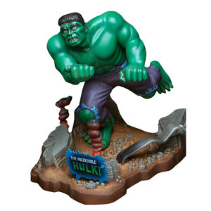 The Incredible Hulk Model Kit