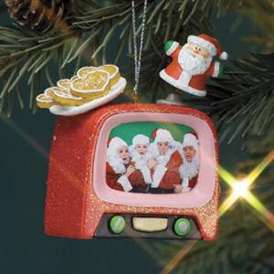 I Love Lucy Chrismas Ornament