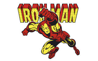 ironman Collectibles, Gifts and Merchandise Shipping from Canada.