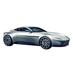 James Bond Spectre Aston Martin DB10 1/18th Scale Hot Wheels Elite Die-Cast Vehicle