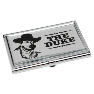 John Wayne The Duke Small Metal Box