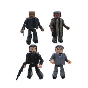 John Wick Chapter 2 Box Set Minimates Box Set