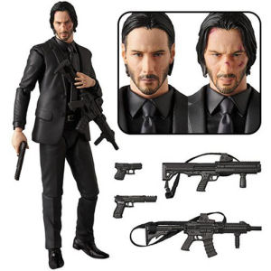 John Wick MAFEX Action Figure