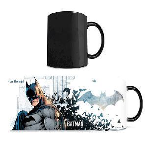 DC Comics Justice League Batman Morphing Mug