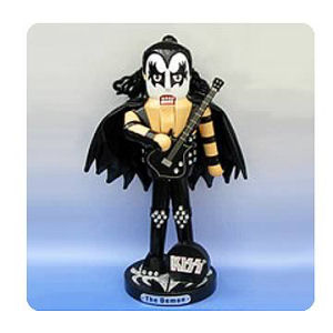 KISS Gene Simmons Demon 11 Inch Nutcracker