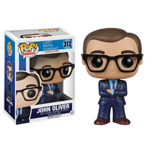 Last Week Tonight John Oliver Pop! Vinyl Figure