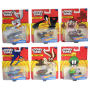 Hot Wheels Entertainment Character Car Wave 3 Vehicle Case. Case contains 8 individually packaged vehicles - 2 Bugs Bunny - 2 Tasmanian Devil - 1 Road Runner - 1 Wile E. Coyote - 1 Daffy Duck - 1 Marvin The Martian.