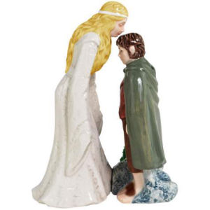 Lord of the Rings Frodo Kiss Magnetic Salt and Pepper Shakers
