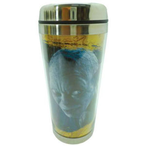 Lord of the Rings Gollum Stainless Steel 16 Ounce Travel Mug