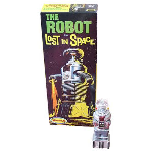 Lost in Space The Robot 1/24th Scale Model Kit