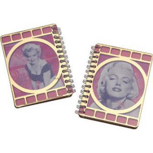 Marilyn Monroe Small Tin Address Book