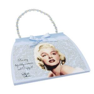 Marilyn Monroe Purse Shaped Journal