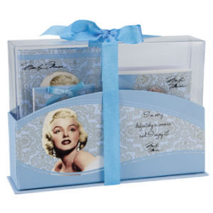 Marilyn Monroe Stationery Gift Set