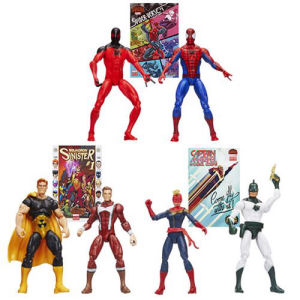 Marvel Legends 3.75 Inch Comic Packs Action Figures Wave 2