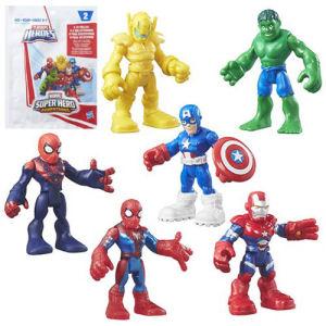 Marvel Super Hero Adventures Blind Bag Figures Wave 2 Case