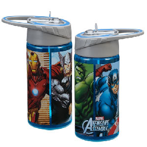 Marvel Avengers Assemble 14 Ounce Tritan Water Bottle
