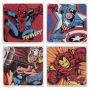 Marvel Comics Ceramic Coaster 4 Pack.