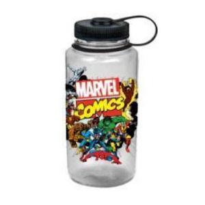 Marvel Group Shot 1 Liter Plastic Water Bottle