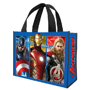 Marvel Avengers 2 Age of Ultron Large Recycled Shopper Tote