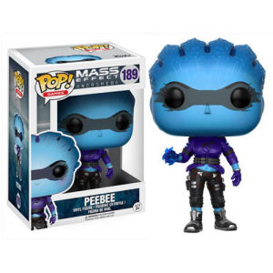 Mass Effect Andromeda Peebee Pop! Vinyl Figure