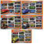 Matchbox Vehicles Gift Pack Case. This case contains 7 individually packaged 9 vehicle packs.