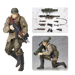 Metal Gear Solid 5 TPP Soldier Action Figure