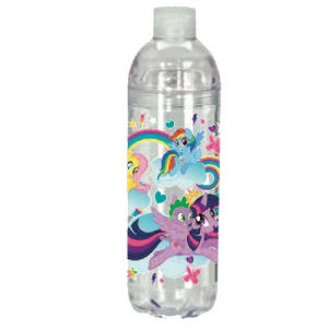 My Little Pony Friendship is Magic Acrylic Twist Top Water Bottle