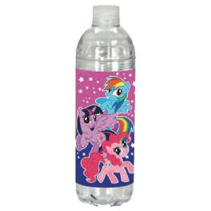 My Little Pony Friendship is Magic Pink Acrylic Twist Top Water Bottle