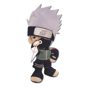 Naruto Kakashi Hatake Plush