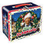 National Lampoons Christmas Vacation Clarkmas Large Fun Box Tin Tote.