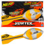 Nerf Sports Vortex Aero Howler Football. This Football measures about 13 inches long. Howls as it flys through the air.