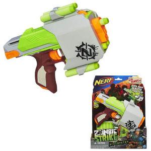 Nerf Zombie Strike Sidestrike Dart Blaster