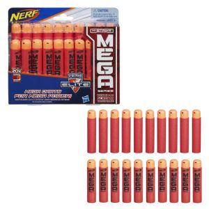 Nerf N-Strike Elite Mega Dart Refill 20 Pack